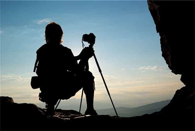 Tip: Use a Good Tripod for your DSLR Camera