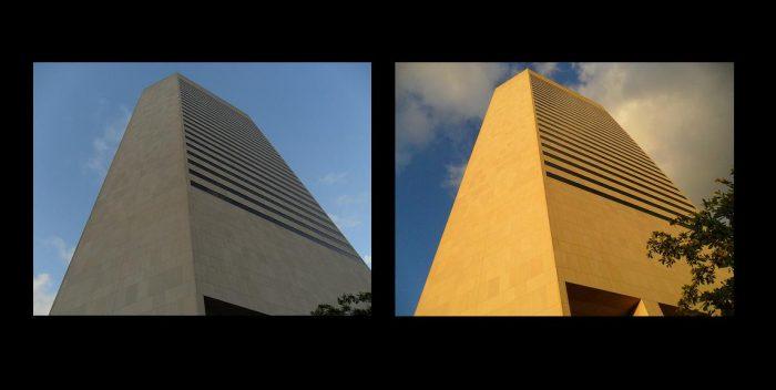 Differnt White Balance Same Camera
