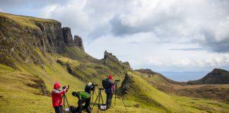 Landscape Photography Workshop in Scotland.