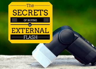 Buying External Flash