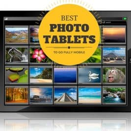 Best Tablets for Photographers