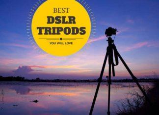 Best DSLR Tripods