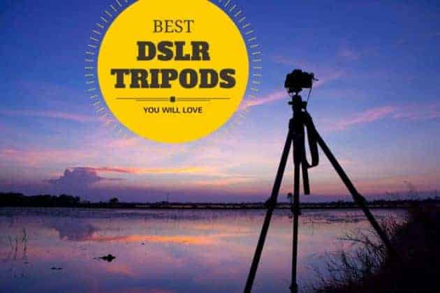 Best DSLR Tripods