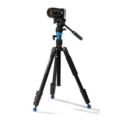 Benro Aero 4 Video Travel Angel tripod
