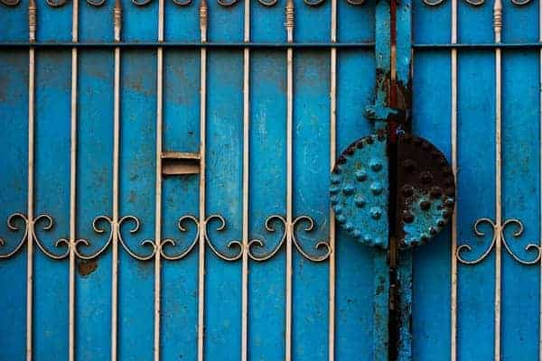The Blue Gate by Archana K B