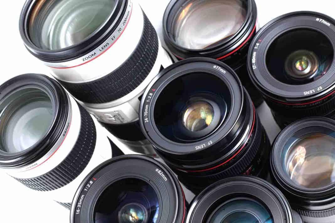 DSLR Lens Acronyms Explained