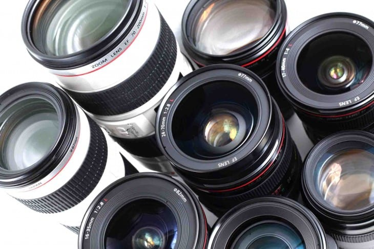 DSLR Lens Acronyms Explained