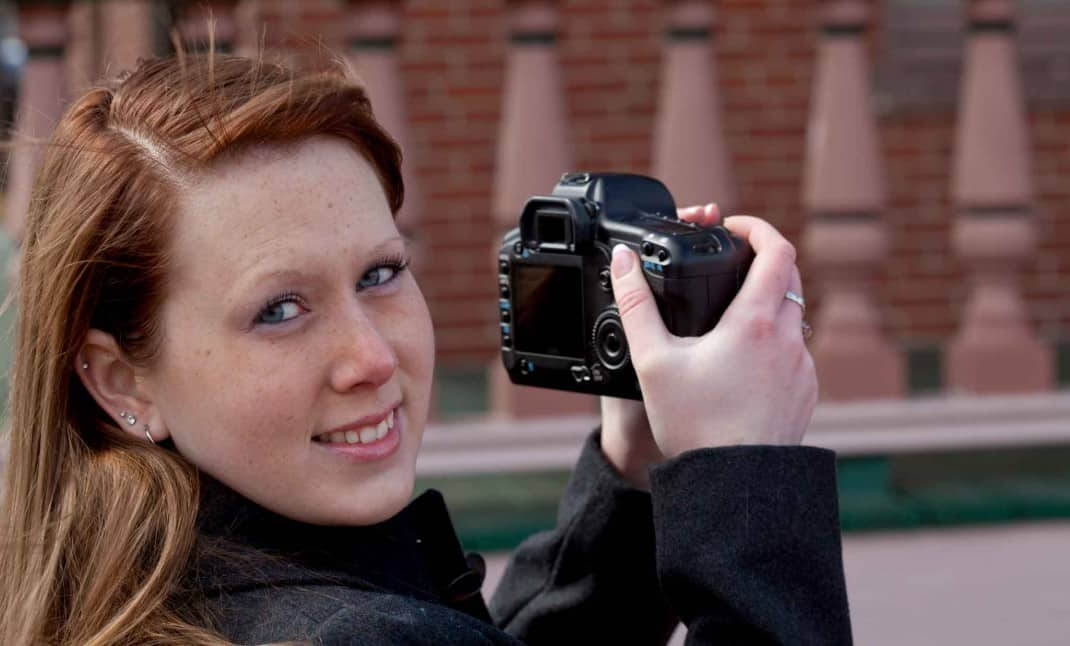 Getting started with your new DSLR