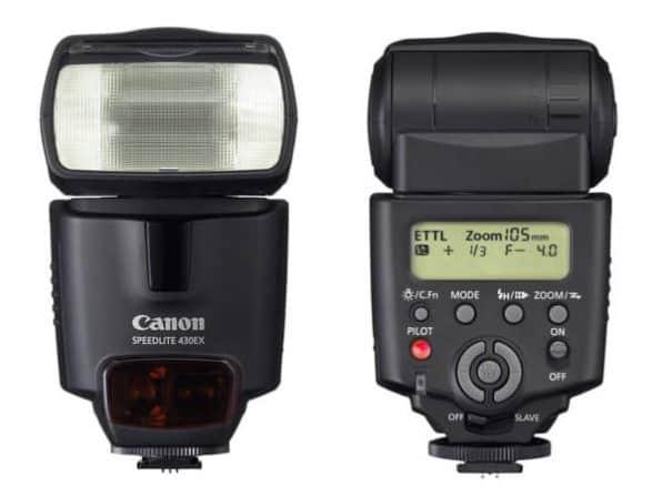 Canon SpeedLight 430EX by Pierre (Rennes)