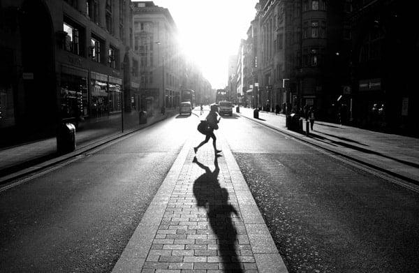 Ofxord Street Sunrise by Dom Crossley