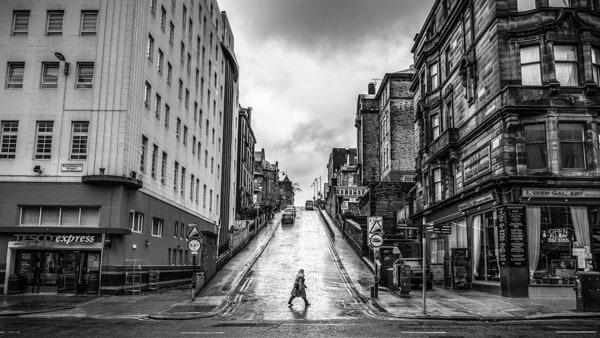 Glasgow, Scotland by Giuseppe Milo