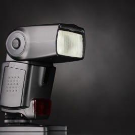 using off camera flash
