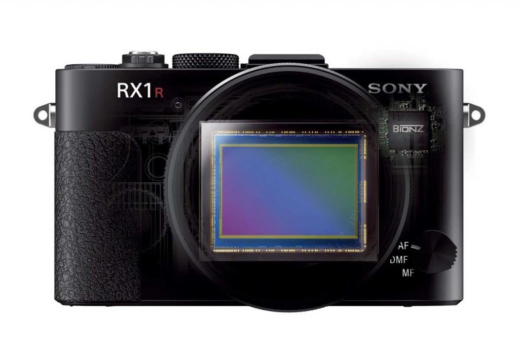 Sony DSCRX1R Sensor