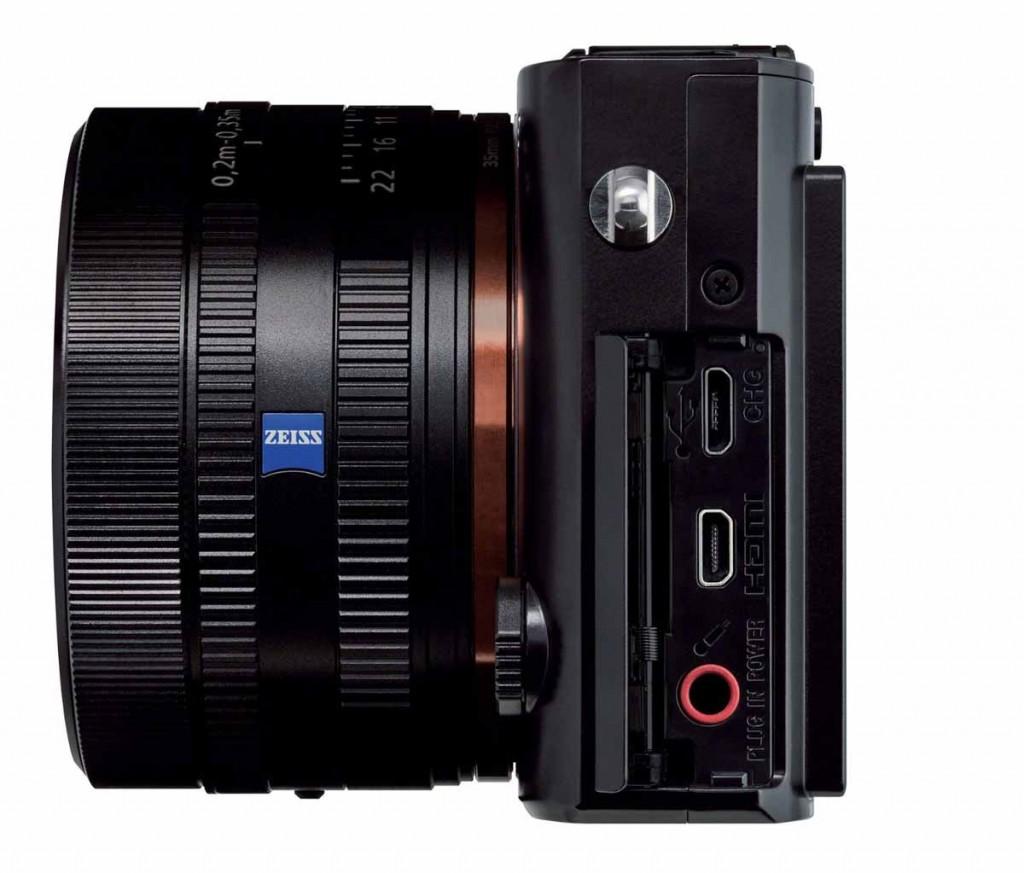 Sony DSCRX1R Lens