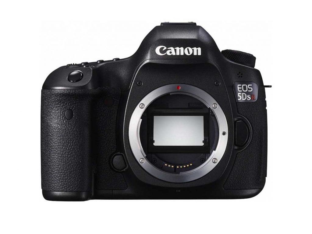 Canon EOS 5DS-5DS R
