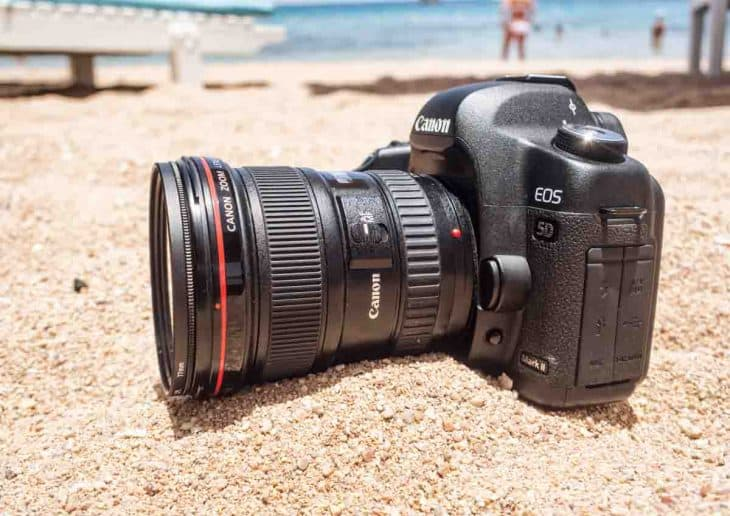 Best Full Frame DSLR