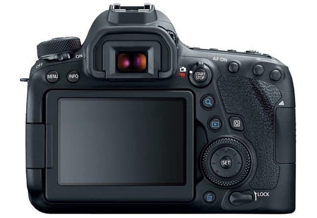 Canon Cameras US 26.2 EOS 6D Mark II
