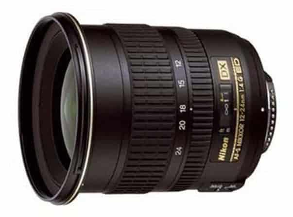 Nikon AF-S DX Zoom-NIKKOR 12-24mm f 4G IF-ED Lens