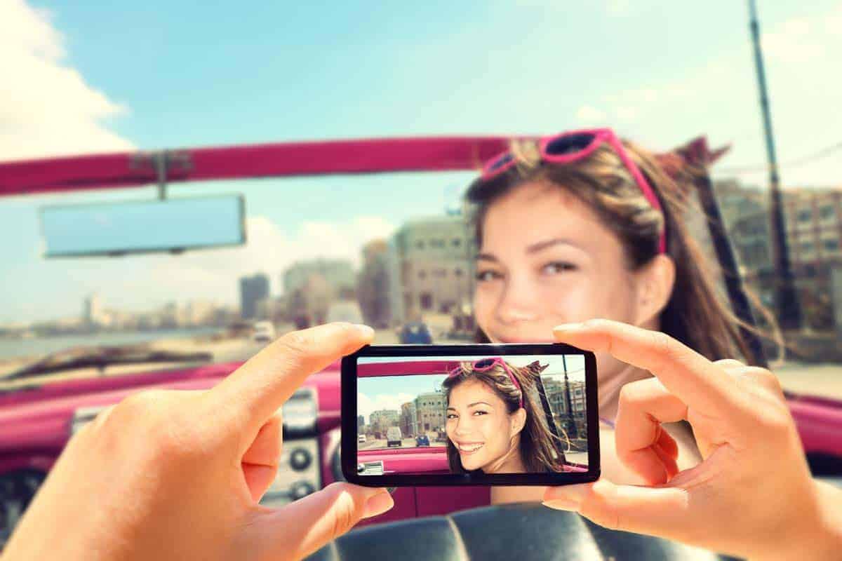 Smartphone Portrait Photography