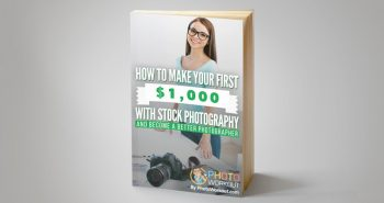 how to make and sell stock photos