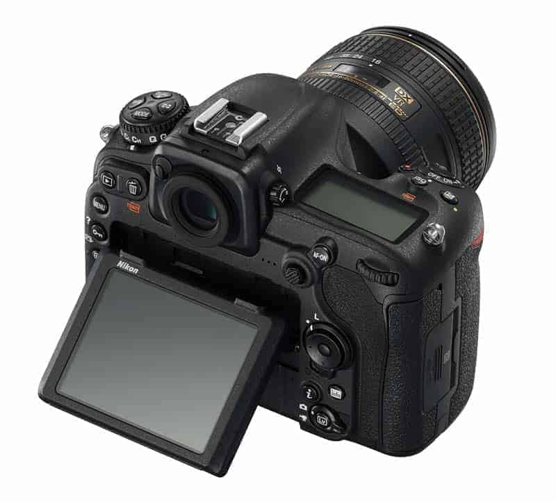 Nikon D500 Touch Screen