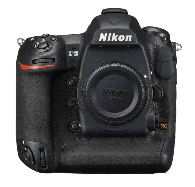Nikon D5 - Best for Low Light Photography