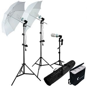 LimoStudio Lights Review - Kit Image
