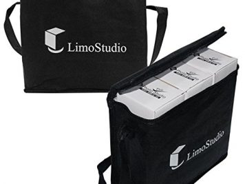 LimoStudio Lights Review: Carry Bags