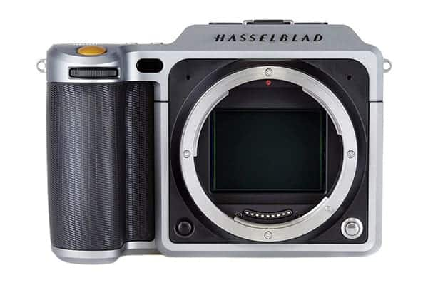 The king of travel cameras: Hasselblad X1D-50c