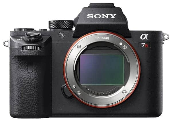 The Best Travel Camera: Sony Alpha a7R II