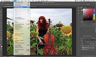 Photoshop Tip #17: Fading Your Image