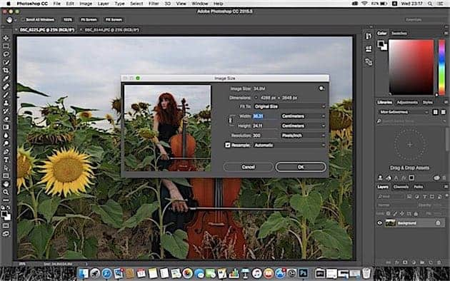 Photoshop Tip #1: Image Resizeing