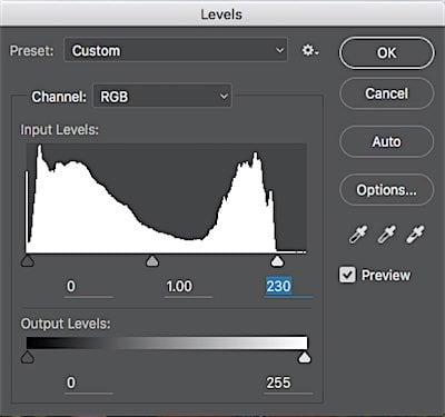 Image - Adjustments – Levels