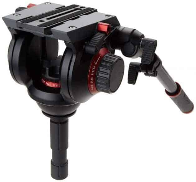 Manfrotto 504HD Video Head