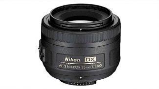 Nikon 35mm f:1.8 AF-S DX Lens