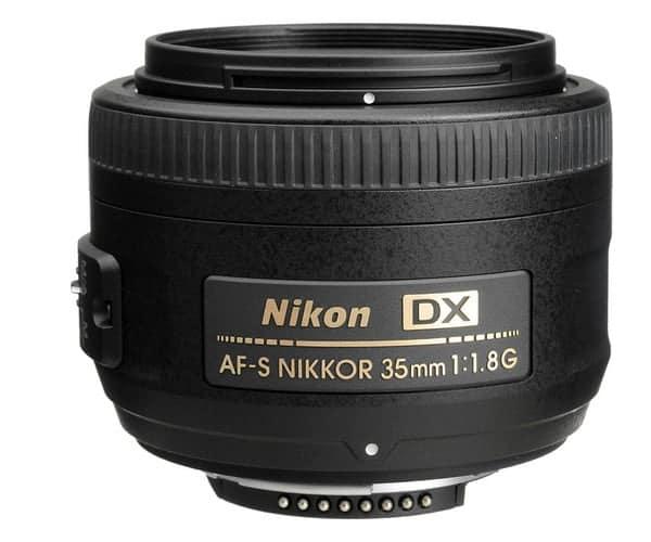 Best Lens for Nikon DX Cameras: Nikkor AF-S DX 35mm f/1.8G