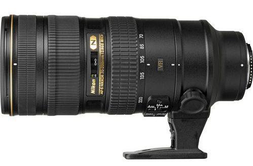 The Super Zoom Lens ideal for the Nikon D5500: The Nikon AF-S Nikkor 70-200mm f/2.8G ED VR II