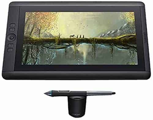 Wacom Cintiq 13HD Creative Pen and Touch Tablet (DTH1300K)