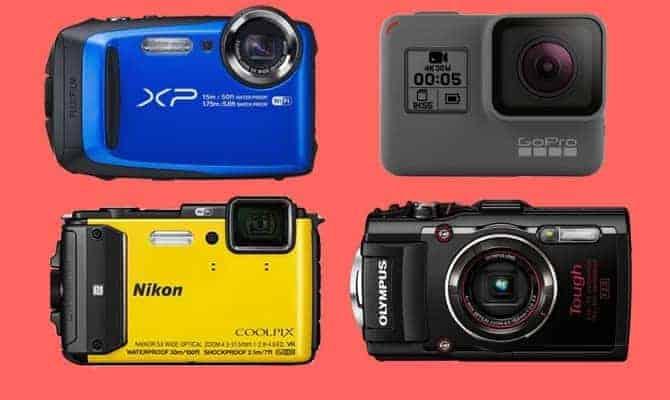 Best Waterproof Cameras in 2017