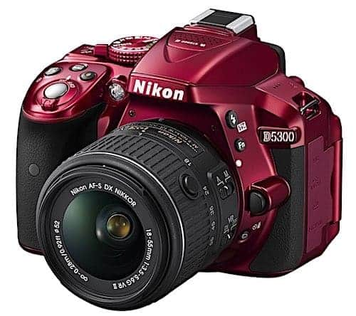 Best DSLR for under USD 500