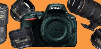 Best Lenses for the Nikon D5500 DSLR
