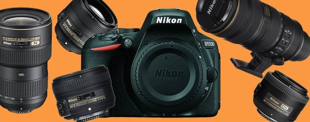 Best Lenses for the Nikon D5500 DSLR