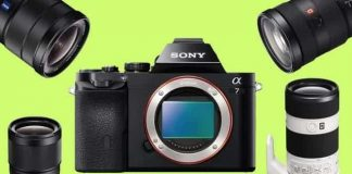 The Best Lenses for the Sony A7