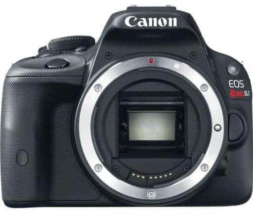 Canon EOS Rebel SL 1