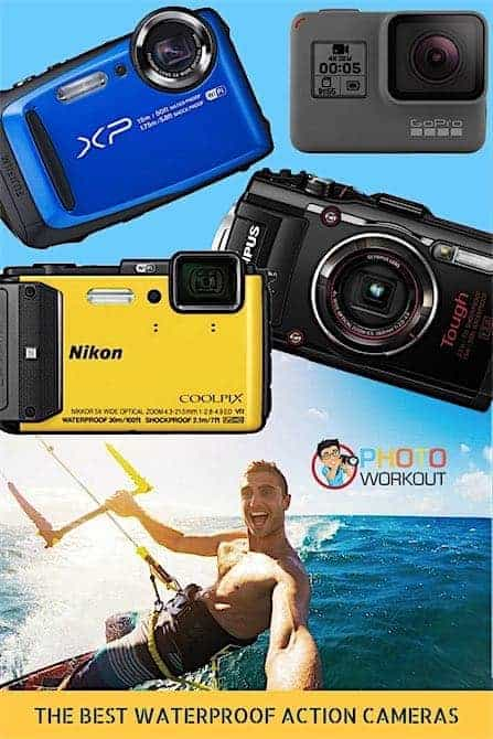 the very best waterproof sports action cameras in 2017. Black Bedroom Furniture Sets. Home Design Ideas