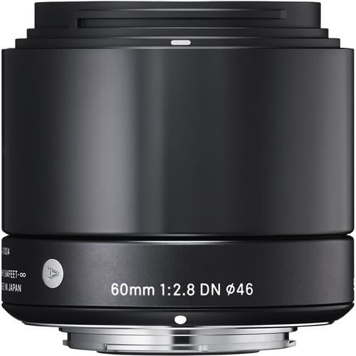 60mm f/2.8 DN Lens