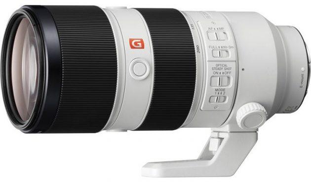 Sony FE 70-200 f/2.8 GM OSS