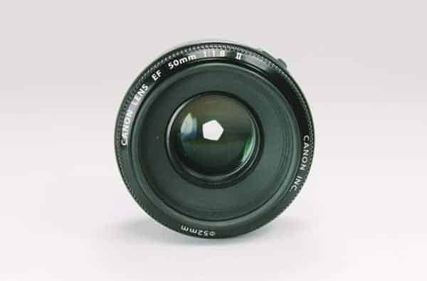 advantages of fast lenses
