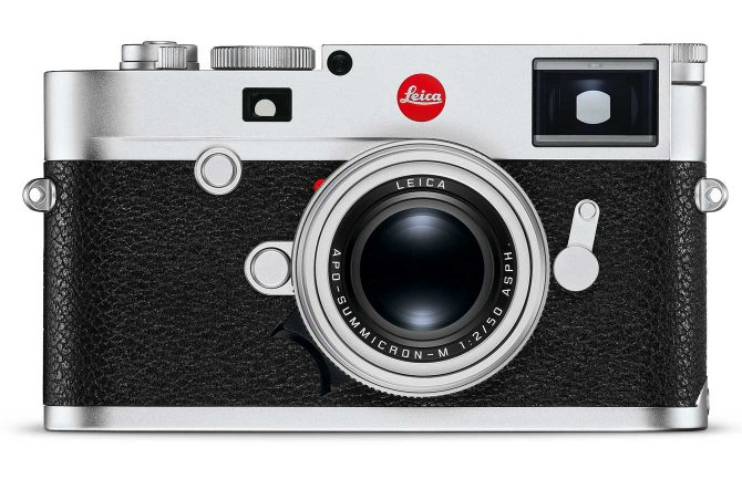 New Leica M10 Silver