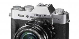 Fujifilm X-T20 Mirrorless Silver